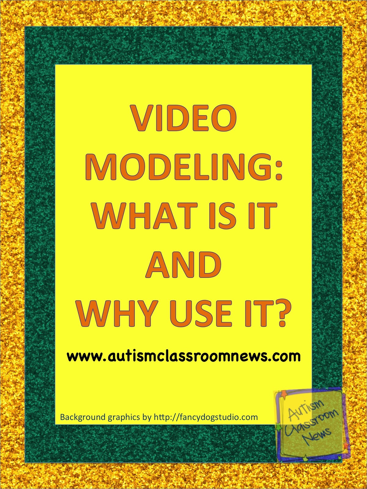Video Modeling What Is It and Why Use It Autism Classroom