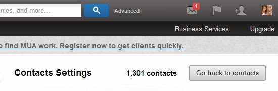 How To Find Your Contacts In Linkedin
