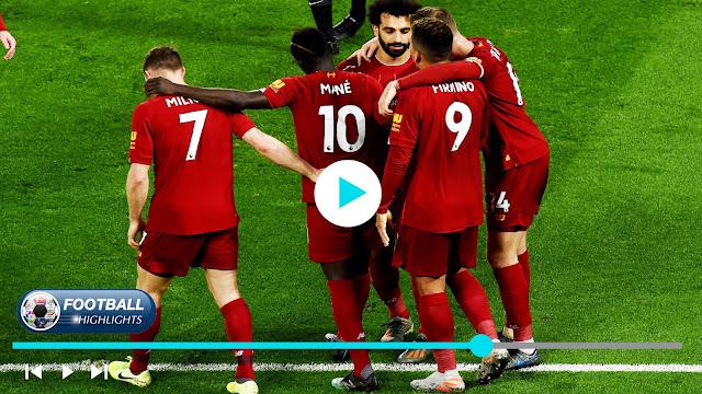 Liverpool vs Sheffield United Highlights
