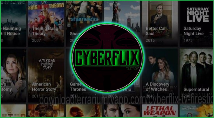 How To Install CYBERFLIX TV APK On Fire TV, Firestick, Android Box
