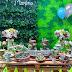 Festa de Aniversário e Chá de Bebê: tema Dinossauros