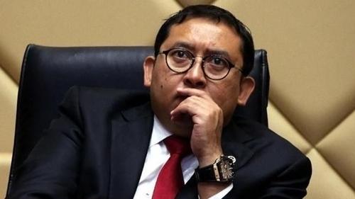 Anggota DPR RI Fadli Zon: Hukum Dijalankan Sesuai Selera...