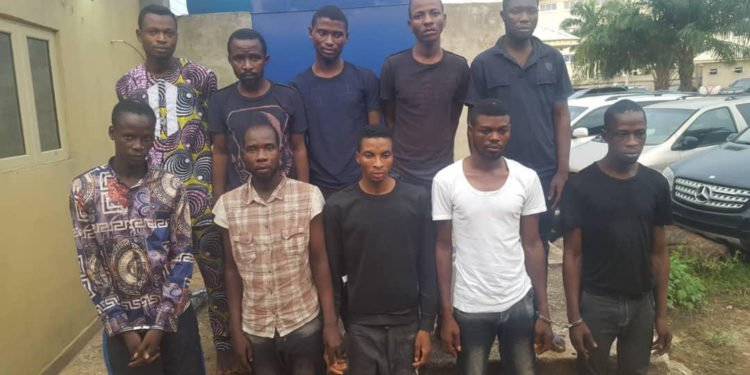 'I Built My House With Money I Made From Robbery Operations' - Member Of Notorious 10- Man Gang