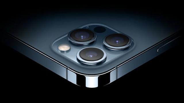 Kamera HP Terbaik iPhone 12 Pro Max