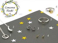 Logo Vinci gratis gioielli ispirati alla notte con Gioielli Eshop