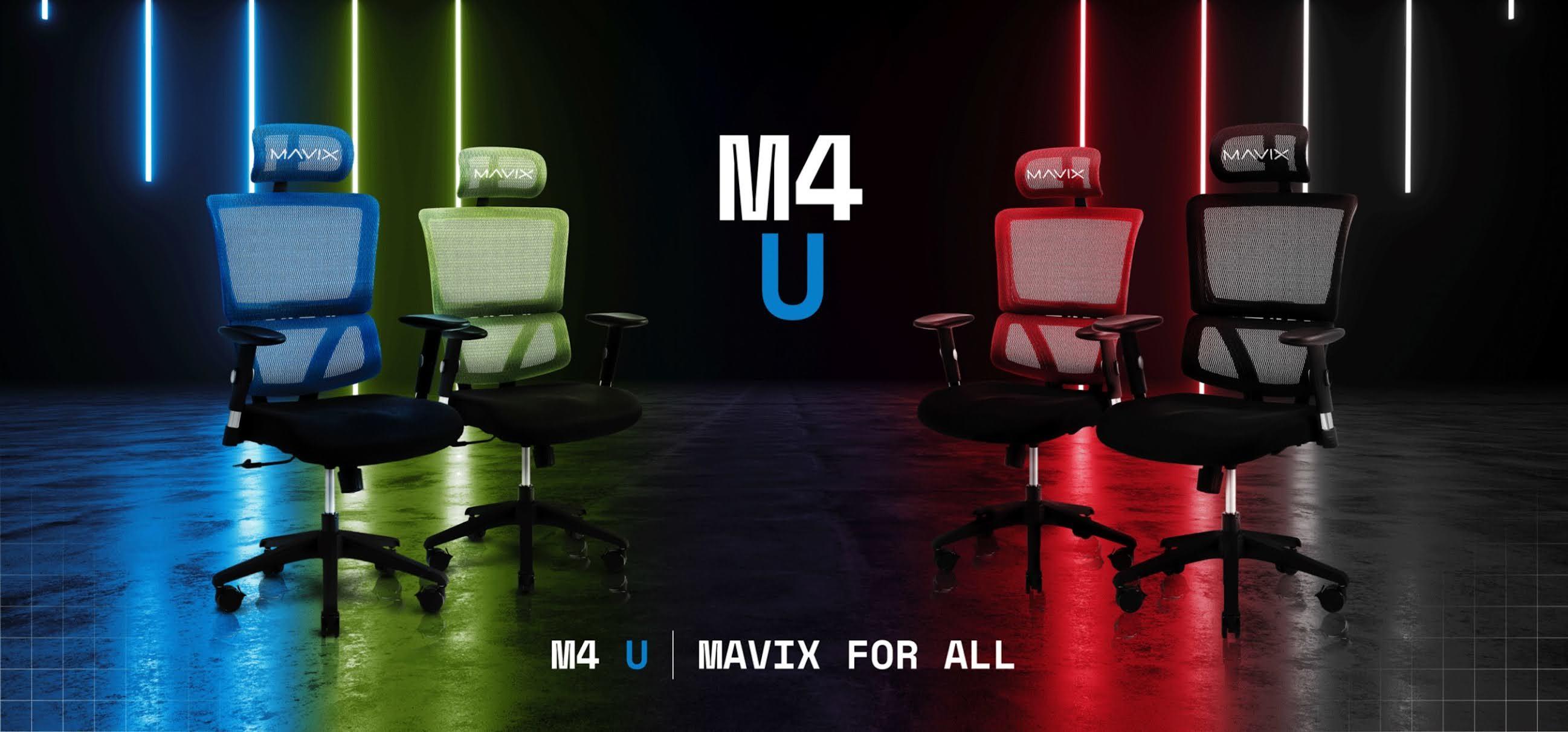 """Mavix Launches the """"Mavix For All"""" M4"""