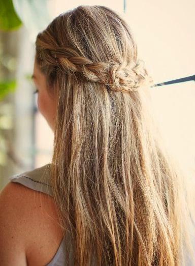 Trenzas rápidas de hacer y verse bien ~ Belleza y Peinados