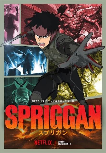 Spriggan muestra nueva imagen promocional y anuncia más staff.