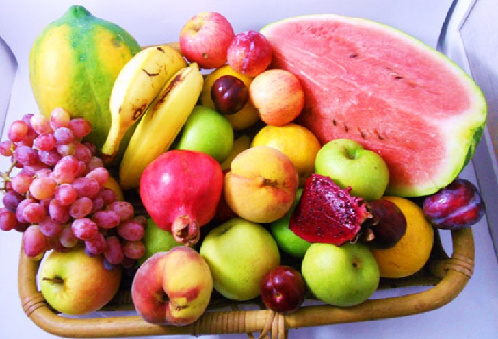 Tropical and other fruits