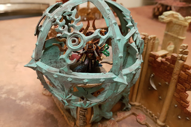 Thousand Sons vs Space Wolves & Adeptus Mechanicus - 1500pts - Sabotage - Narrative mission from Warhammer 40,000