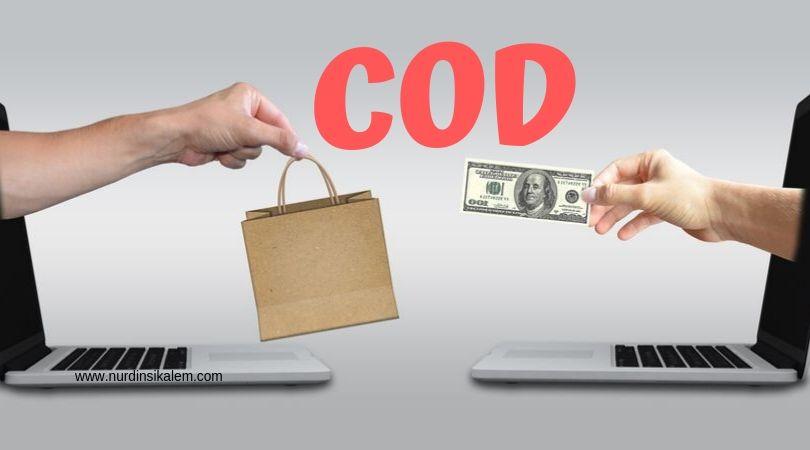 Arti Kata COD Lengkap Dengan Pengertian, Penjelasan dan Contohnya