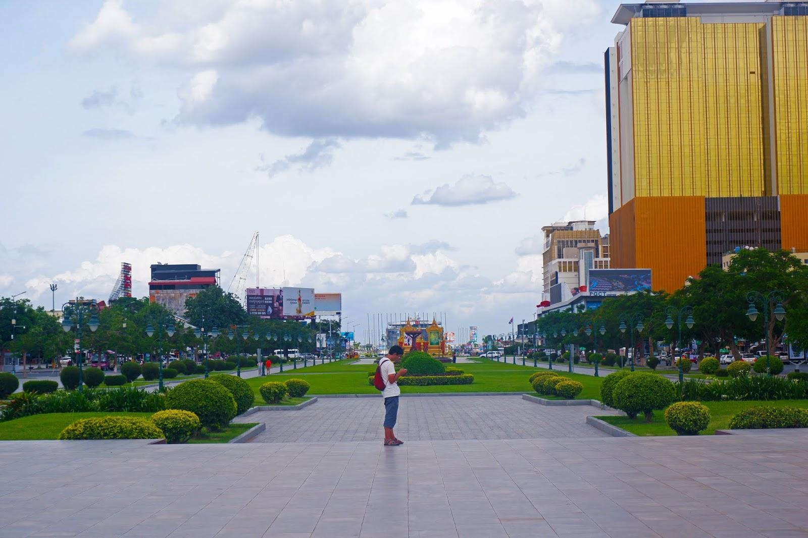 taman phnom penh