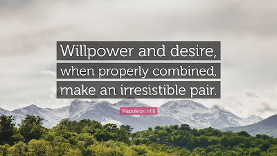 Inspirational Quotes About Willpower