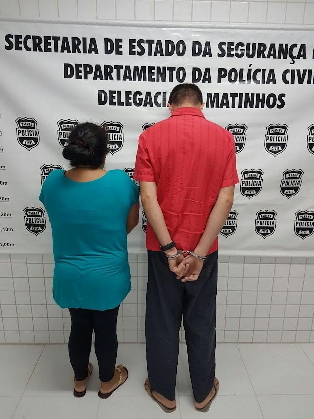 Homem é preso por abusar de sua enteada com à permissão da mãe