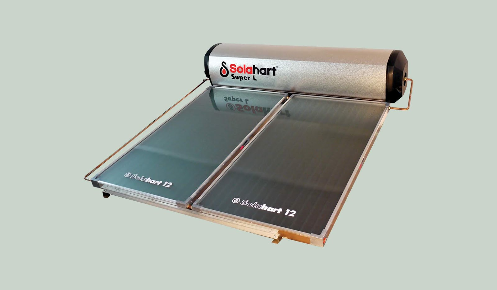 Solahart water heater tenaga surya
