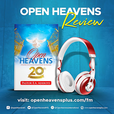 Open Heaven 12 May 2020 – The Visionary Christian II 4