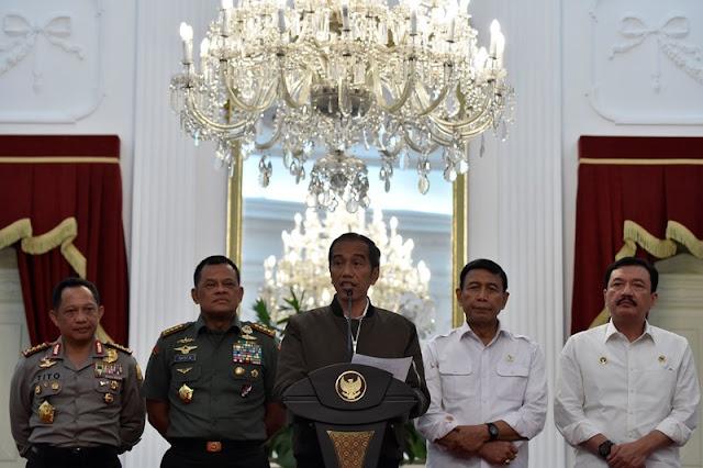 Presiden Jokowi Tunda Kunjungan ke Australia, ini Alasannya