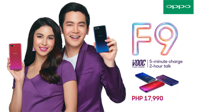 OPPO F9 - Full Specs, Philippines Price, Features, Brief Review