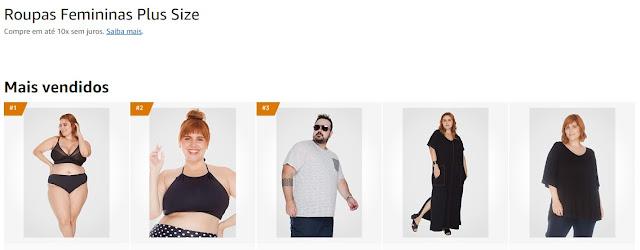 Site amazon.com.br