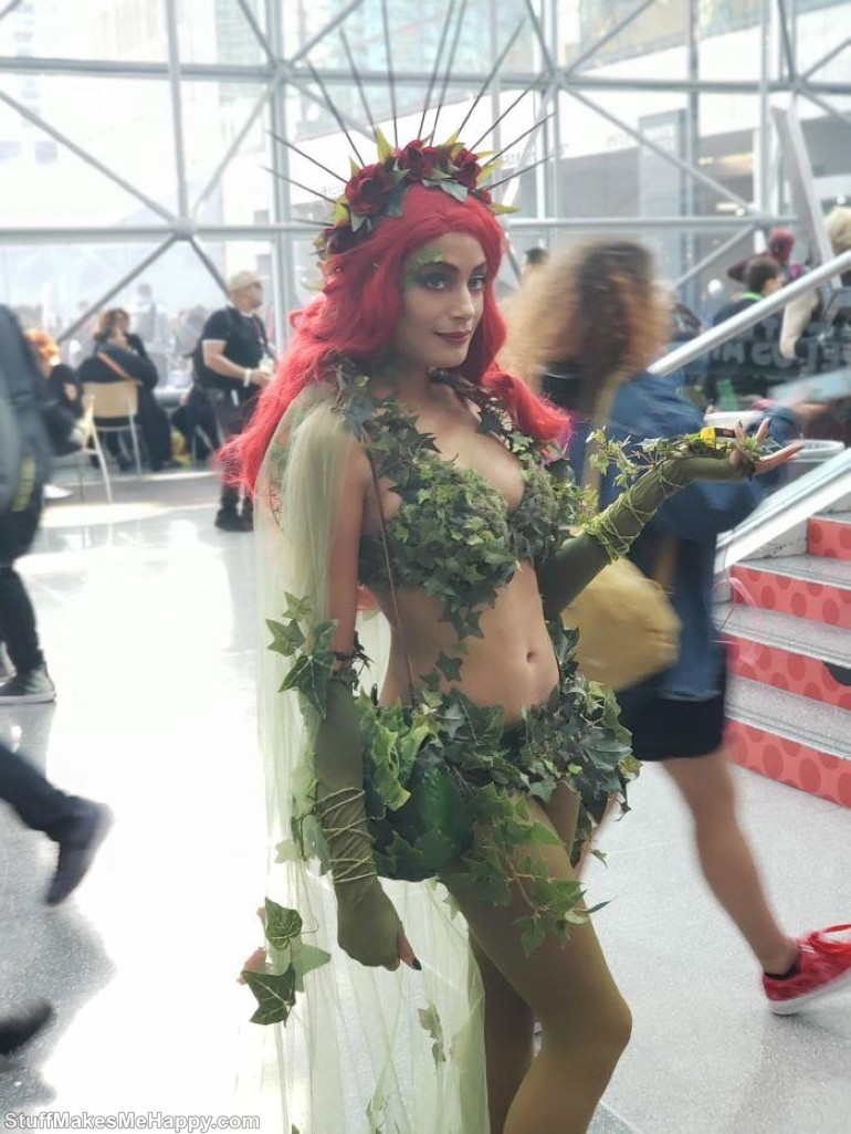 Comic Con cosplay from New York 2019