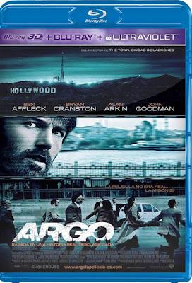 Argo 2012 BDRip HD 1080p Dual Latino