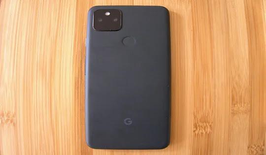 Test du Google Pixel 5A 5G