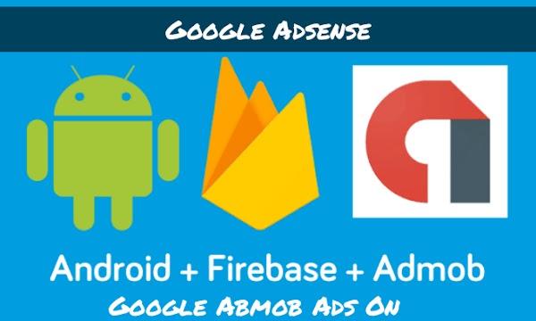 Google Admob Banner Ad Script For Blogger And Wordpress