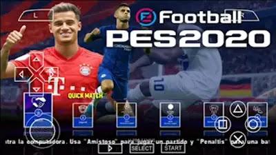 تحميل لعبة بيس 2020 للاندرويد ppsspp تعليق عربي