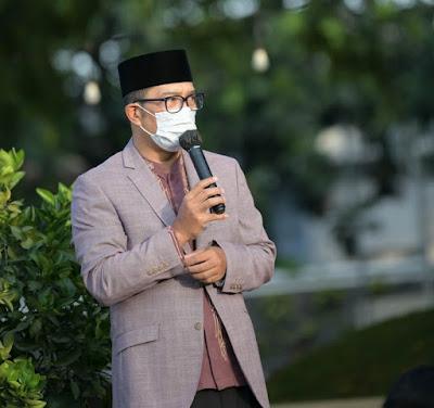 Ridwan Kamil Akan Pindah Kantor ke Kabupaten Bekasi