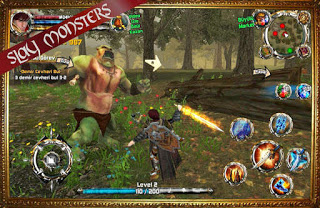 Crimson Warden: Clash of Kingdom Open World 3D Mod Apk v0.07