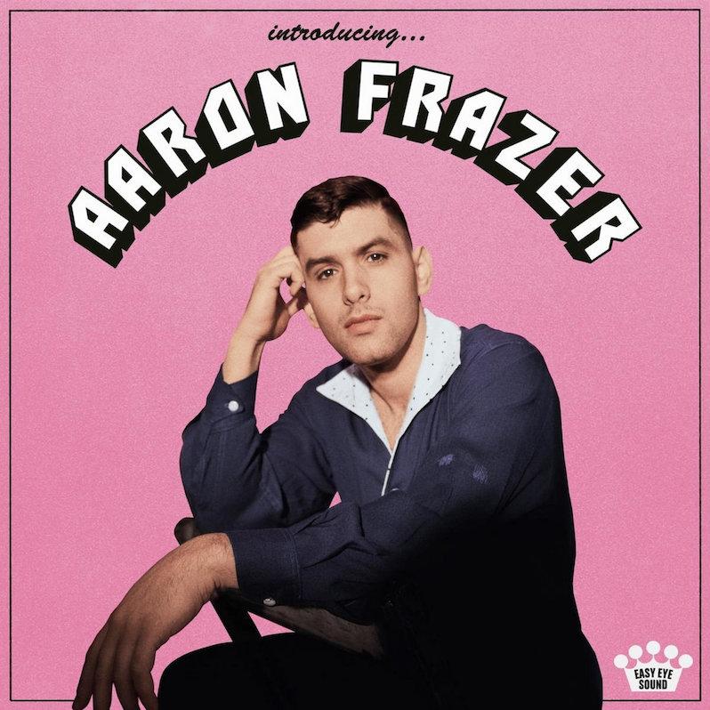 Introducing.... Aaron Frazer