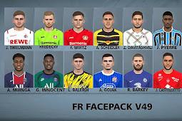 New Facepack Vol. 49 - PES 2017