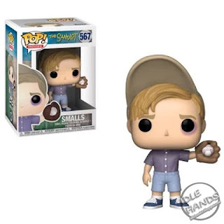 Funko Pops The Sandlot Smalls