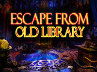 Top10NewGames - Top10 Escape From Old Library