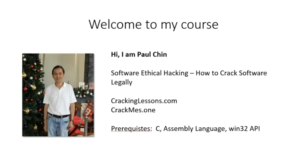 Software Cracking Course - Learn How To Crack Software