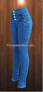 Mecado libre 2016 Short capri pantalon de mezclilla original 2016 2017