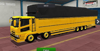 MOD Fuso Super Great Triball