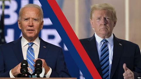 Trump Tertinggal, Suara Biden Dekati Kemenangan