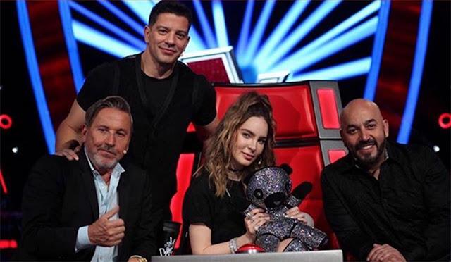 Voz México apuesta TVAzteca