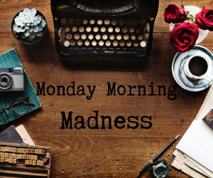 Monday Morning Madness - A Blog Redesign, Exercising, and Cell Phones