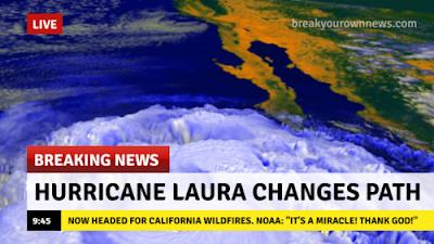 Hurrican Laura