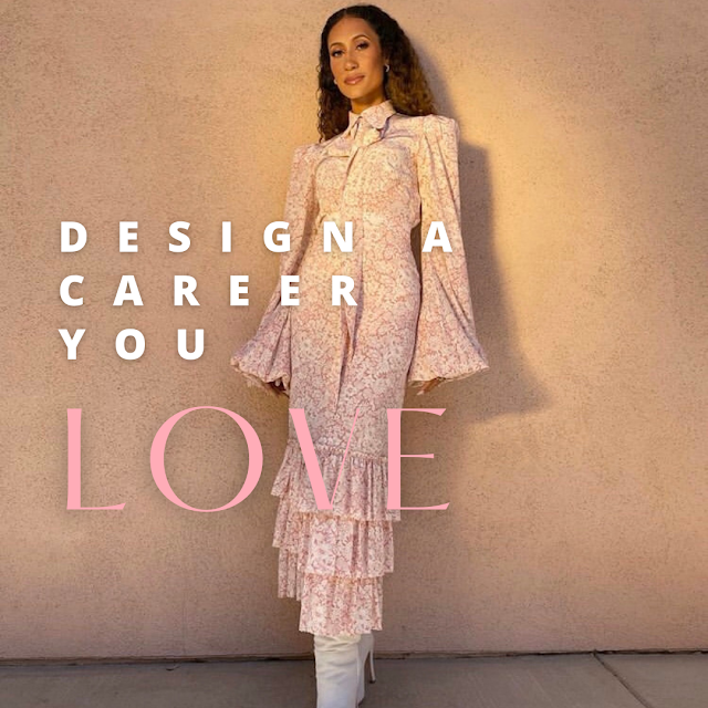 Elaine Welteroth masterclass designing a career your love
