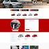 Website bán xe