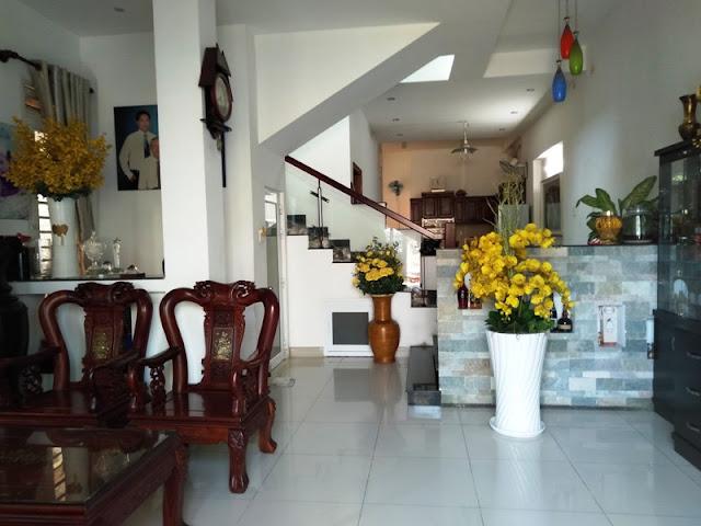 Phòng khách nhà cho thuê MT QL51 ngay KCN Phú Mỹ 3 và Cảng Cái Mép