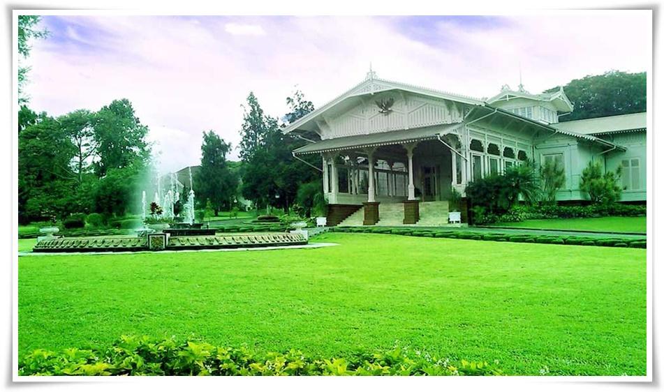 Istana Cipanas Bogor
