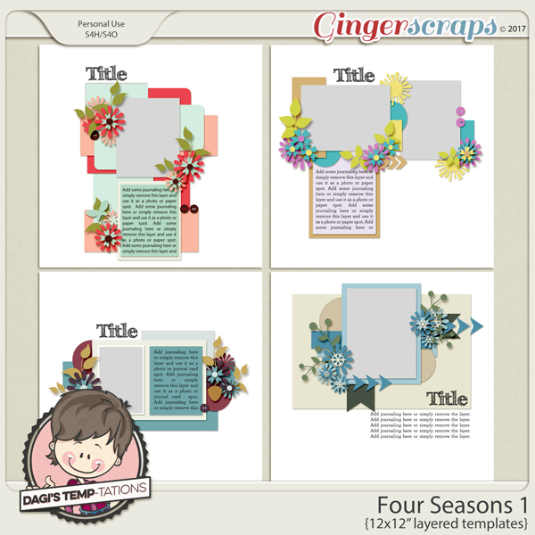 Dagi's Temp-tations Four Seasons 1