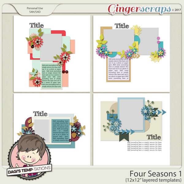 Dagi's Temp-tations Four Seasons 1