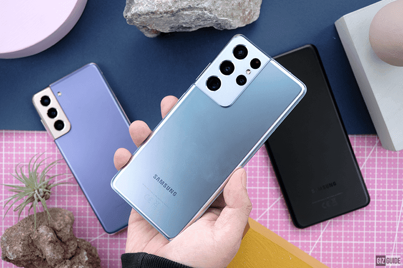 Globe announces Samsung Galaxy S21+ 5G and S21 Ultra 5G pre-order