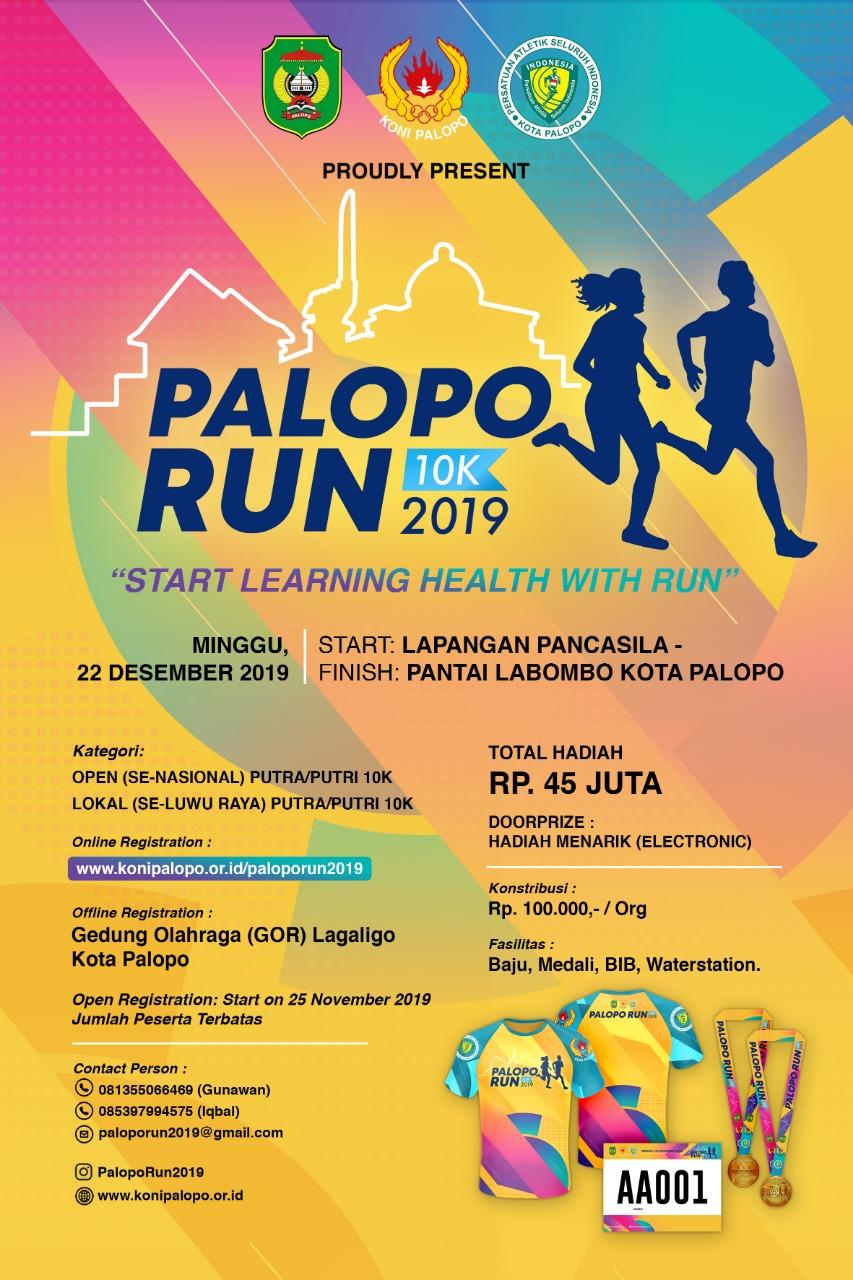 Palopo Run • 2019