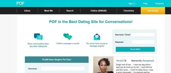 Beste dating sites voor meer dan vijftig